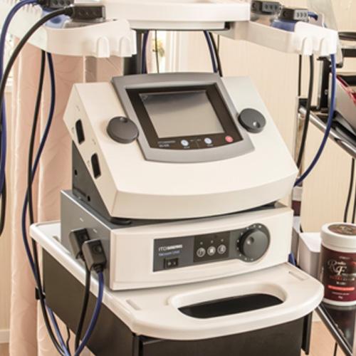 3D電気治療機